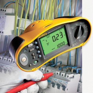 Перевірка опору ізоляції проводів і кабелів