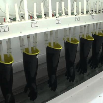 Випробування діелектричних рукавичок