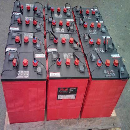 Контрольне розрядження акумуляторних батарей
